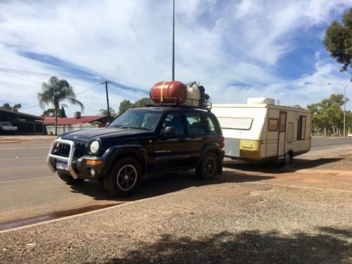Leaving Kalgoorlie!Travelling Family Australia