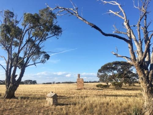 Cohen Old School Site.Travelling Family Australia
